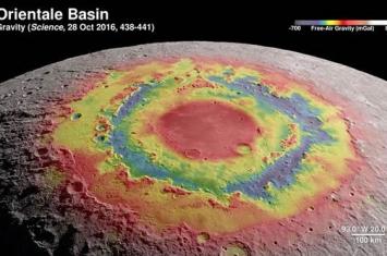"""难得一见 NASA发布4K超高清""""月球之旅"""""""