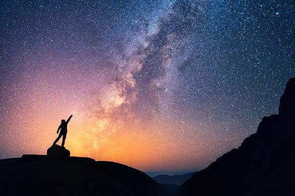 人类可能是宇宙唯一智慧物种