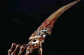 鬼手刀真的存在吗,现在在哪里?揭秘鬼手刀的传说和下落