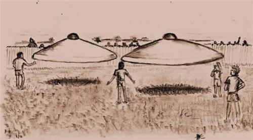 1966年澳大利亚UFO事件经过录音曝光,难道外星人真的存在?