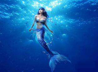 世界上有美人鱼女王,可能隐藏在不为人知位置(神秘莫测)