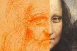揭秘达芬奇最恐怖的画,蒙娜丽莎竟是达芬奇本人自画像
