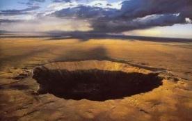 希克苏鲁伯陨石坑,疑似造成恐龙大灭绝直接原因