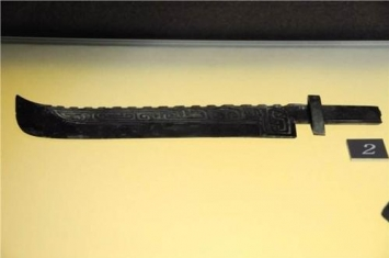 中国最早的青铜刀出现在5000年前
