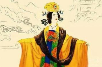 我国唯一的女皇帝