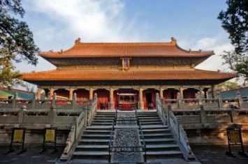 我国最早最大的孔庙