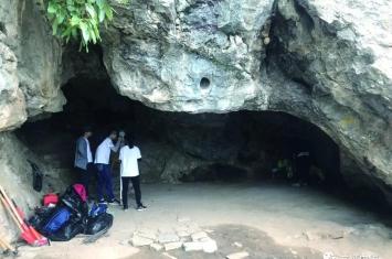天津蓟州朝阳洞发现旧石器遗址 系天津首次发现的有明确原生层位的旧石器时代洞穴遗址