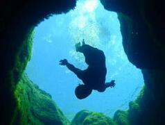 美国雅各伯蓝洞多深,40米幽深已吞噬9条生命