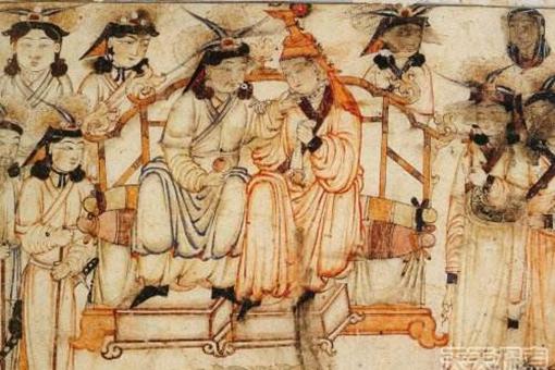历史上蒙古帝国元朝实力强大为什么很快就四分五裂了?