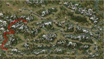 诸葛亮北取中原为何只走祁山这条路?