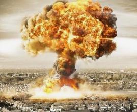 世界上最大的氢弹爆炸,5000万吨当量的沙皇氢弹(广岛核弹的3000倍)