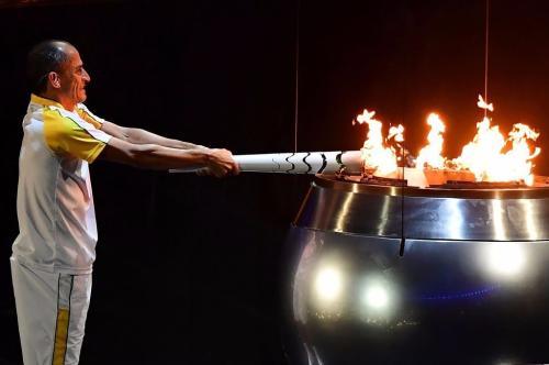 奥运圣火的历史趣闻
