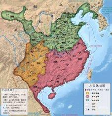 荆州之失与蜀国的衰落:最主要原因正是刘备伐吴
