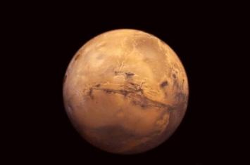 火星是什么样子的?美国NASA探测器拍摄火星真实照片曝光