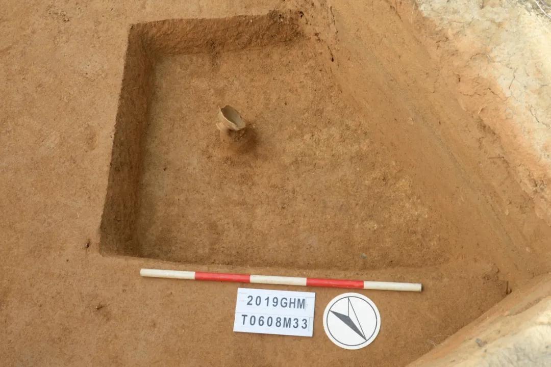 广州中新知识城北起步区马头庄发现先秦时期遗址  第13张