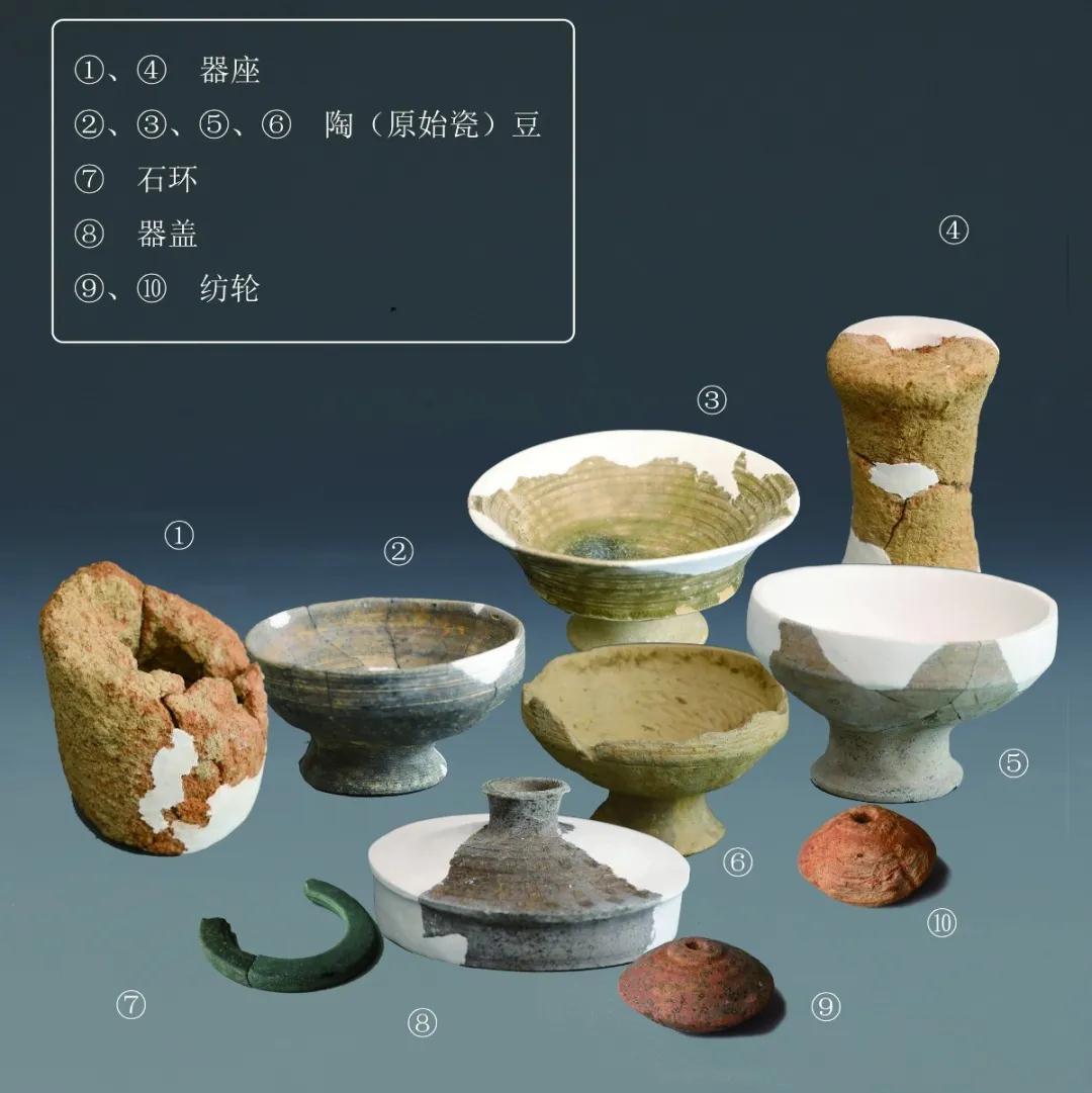 广州中新知识城北起步区马头庄发现先秦时期遗址  第15张