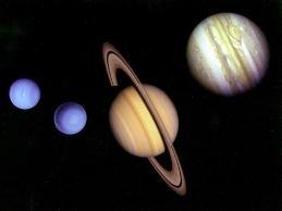 木星和土星碰撞会怎样,会形成新的天体(人类可能会灭亡)