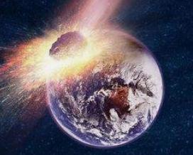 如果有一天火星撞地球,两者都将毁灭(可能性为0)