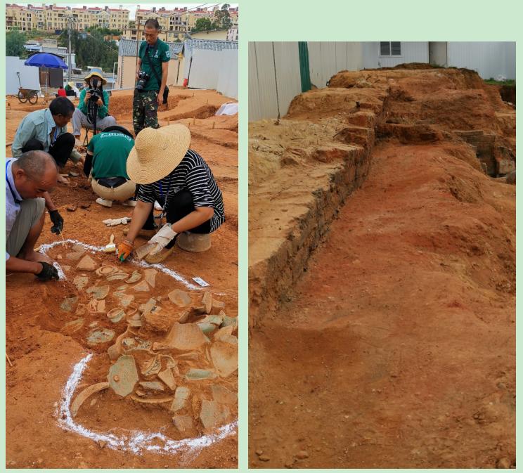 云南建水窑遗址考古发掘获得突破性进展  第2张