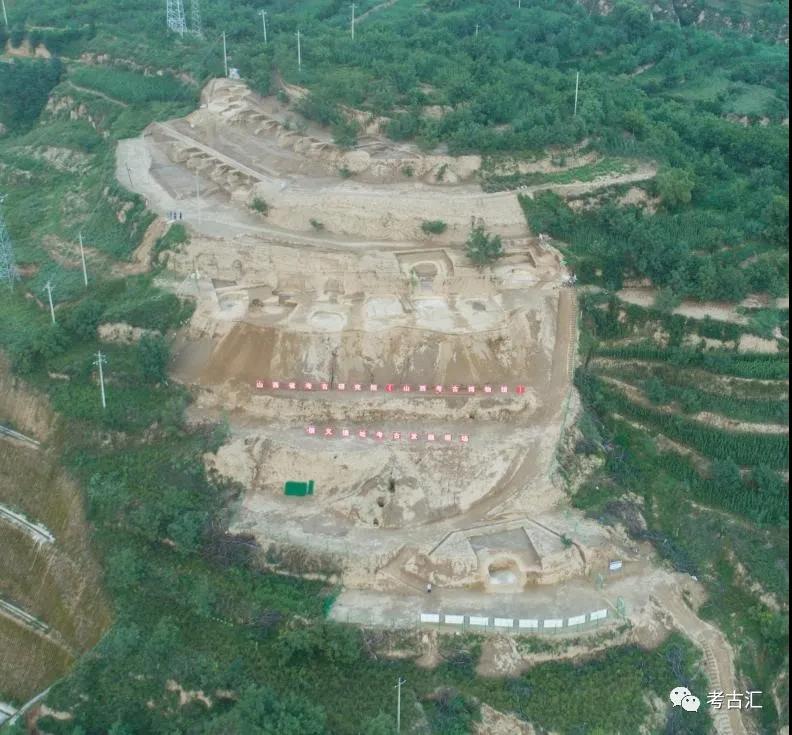 山西离石信义遗址考古发现与收获  第2张