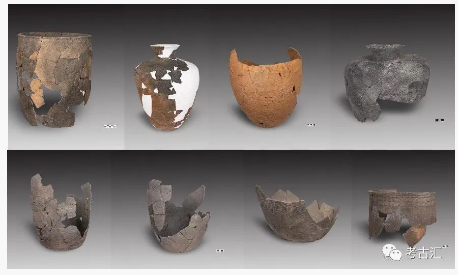 山西离石信义遗址考古发现与收获  第4张