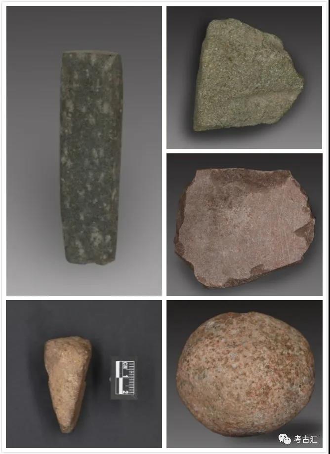 山西离石信义遗址考古发现与收获  第15张