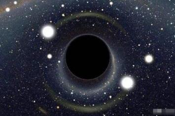 黑洞里面有什么东西,内部是什么样的?