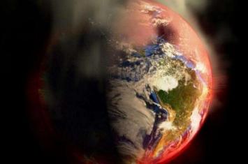 地球冰火两重天罕见气象奇观 我国8月飞雪美国高温54.4度