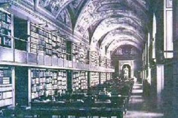 揭秘梵蒂冈机密档案室