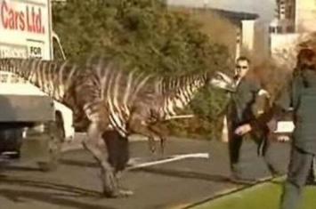 美国发现了一只活恐龙是真的吗?真相来了