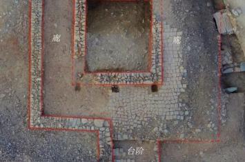 云南大理发现南诏时期官家寺庙建筑群