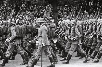 """二战中德国""""维京""""师战斗力到底有多强?"""