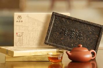 青砖茶是怎么制作的