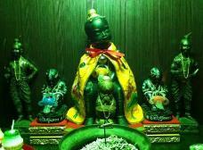 泰国供奉鬼娃娃叫什么,泰国娃娃神古曼丽(也称为古曼童)