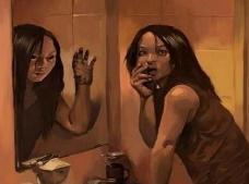 为什么晚上不能照镜子,解析半夜照镜子的恐怖真相