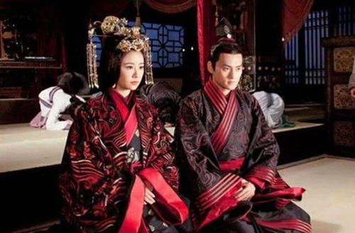 古代婚服都是红色的吗