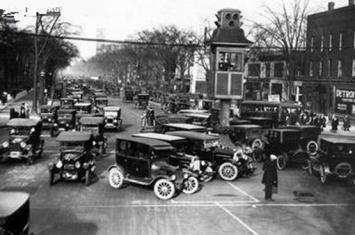 世界上第一座交通信号灯是谁发明的?什么时候?