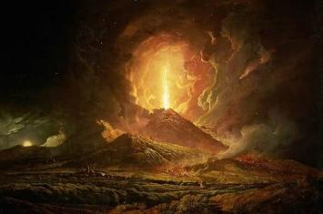 意大利考古学家揭示维苏威火山喷发如何导致庞贝古城居民瞬间死亡