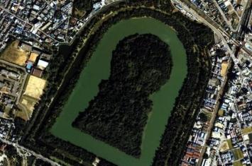 日本宫内厅破天荒批准 大山古坟展开考古挖掘