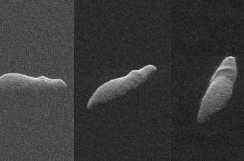 """2003 SD220""""假日""""小行星正在接近地球"""