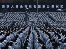 南京大屠纪念馆灵异事件,游客雨天看见遇难小女孩鬼魂