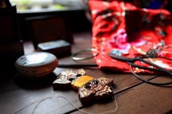 传统女红手工的历史