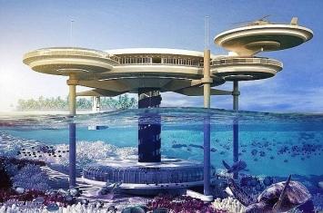 旅游网站Skyscanner预测人类未来数十年的旅行模式:住水底酒店及太空旅游