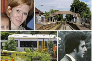 英国退休太空科学家David Ashworth救跳轨世姪女遭火车撞死
