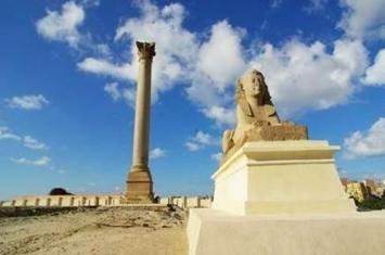亚历山大地下陵墓的历史渊源