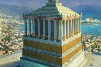 摩索拉斯陵墓为什么建造