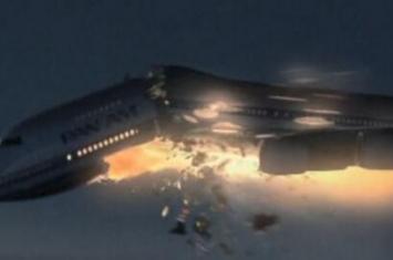 飞机空中解体人会怎样?中国民航最诡异的空难!