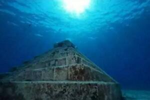 海底金字塔是真的吗,疑是外星人建造的史前文明