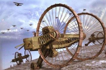 俄国沙皇坦克是什么样子的?为何研发项目被搁浅?