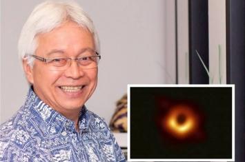 """""""经装饰的深不可测黑暗创造物"""":美国语言学教授木村拉里将黑洞名命为""""Powehi"""""""
